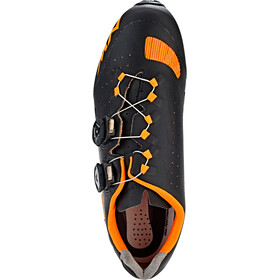 Northwave Rebel Sko Herrer, black/orange